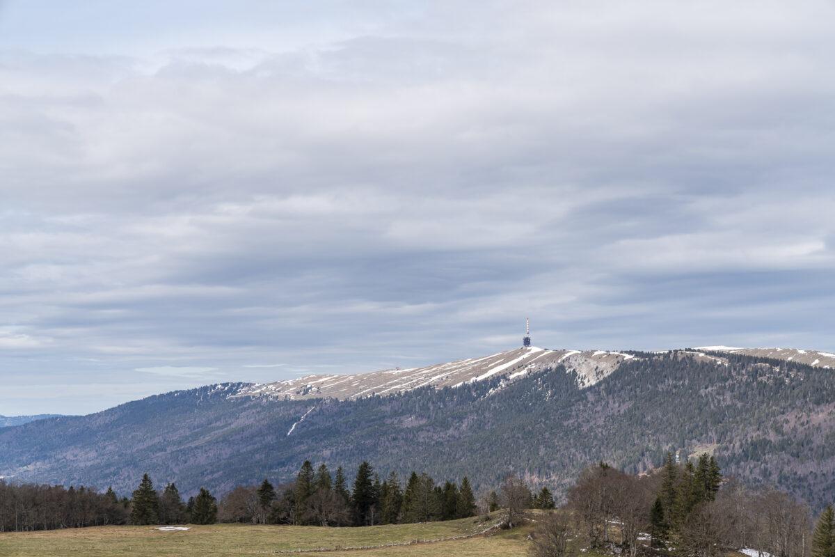 Chasseral Panorama