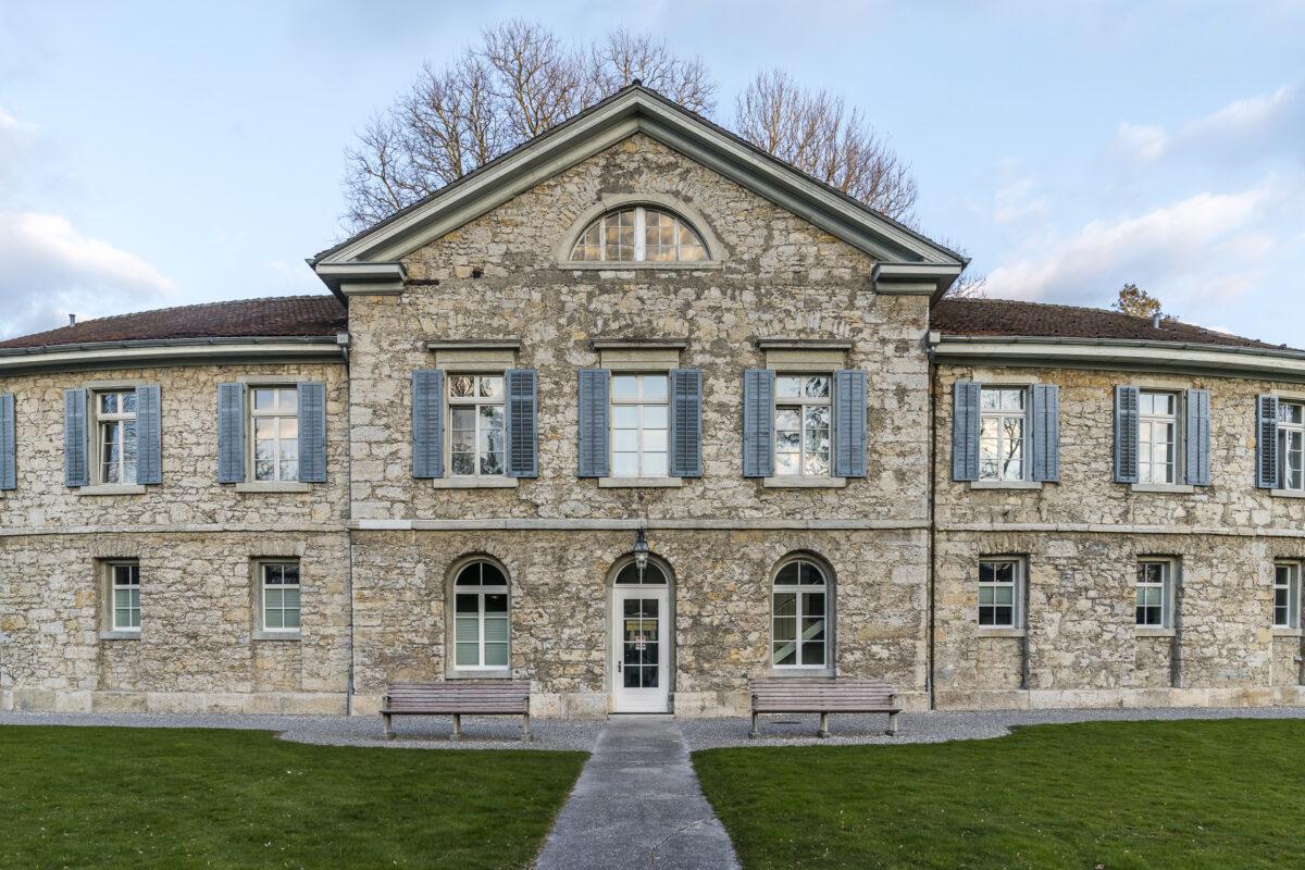 Bad Schinznach Historisches Gebäude