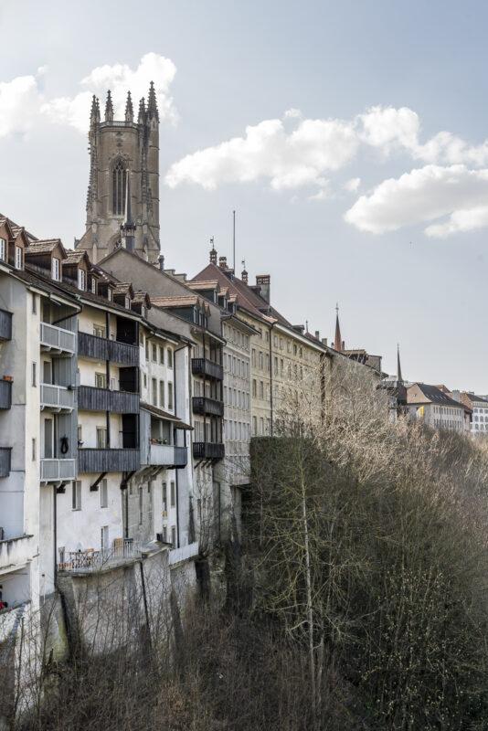 Fribourg Altstadt