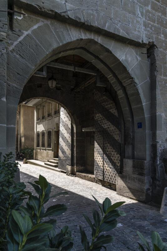 La Porte de Tour Berne Fribourg