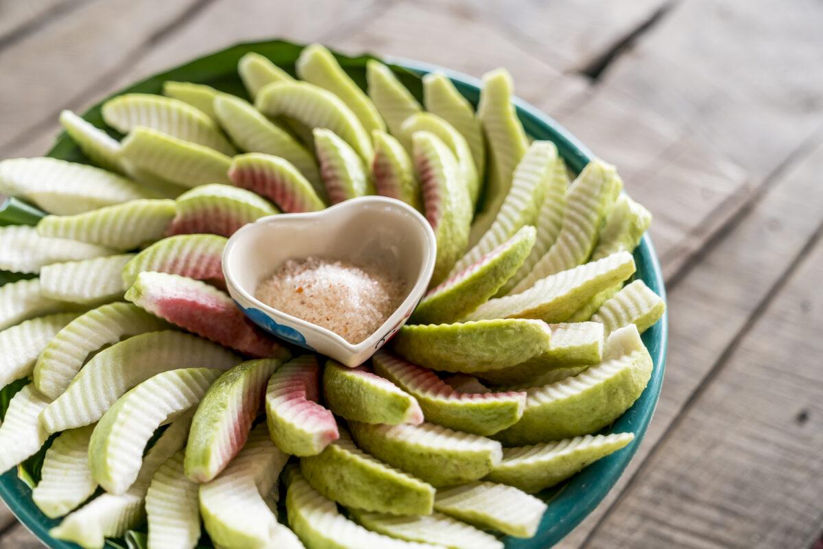 Guave Nachspeise