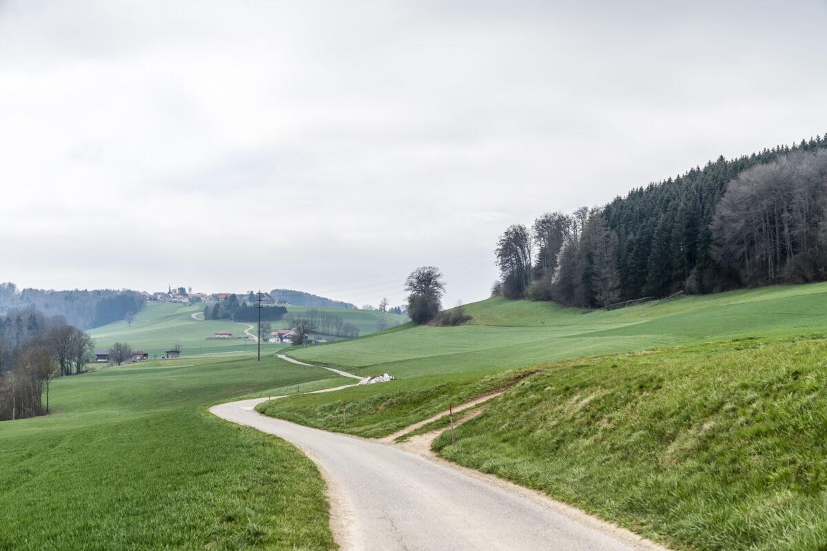 Jakobsweg Pilgerwanderung