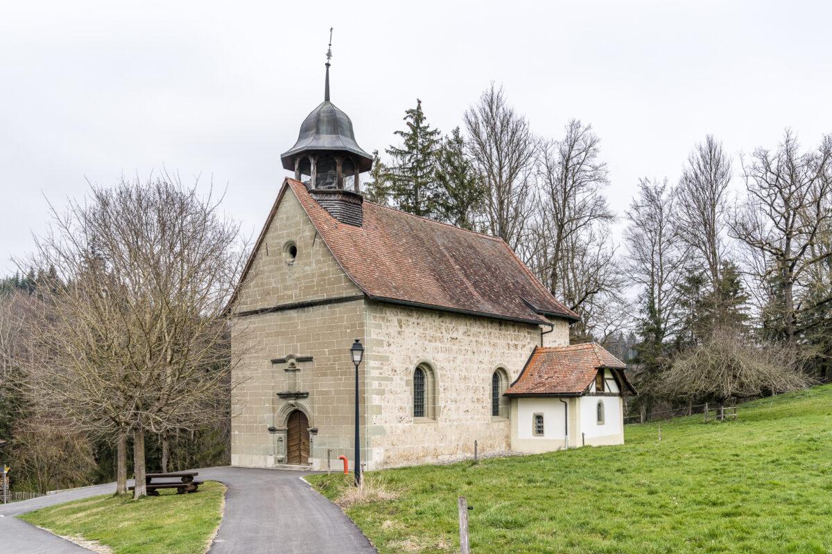 Kapelle Posat