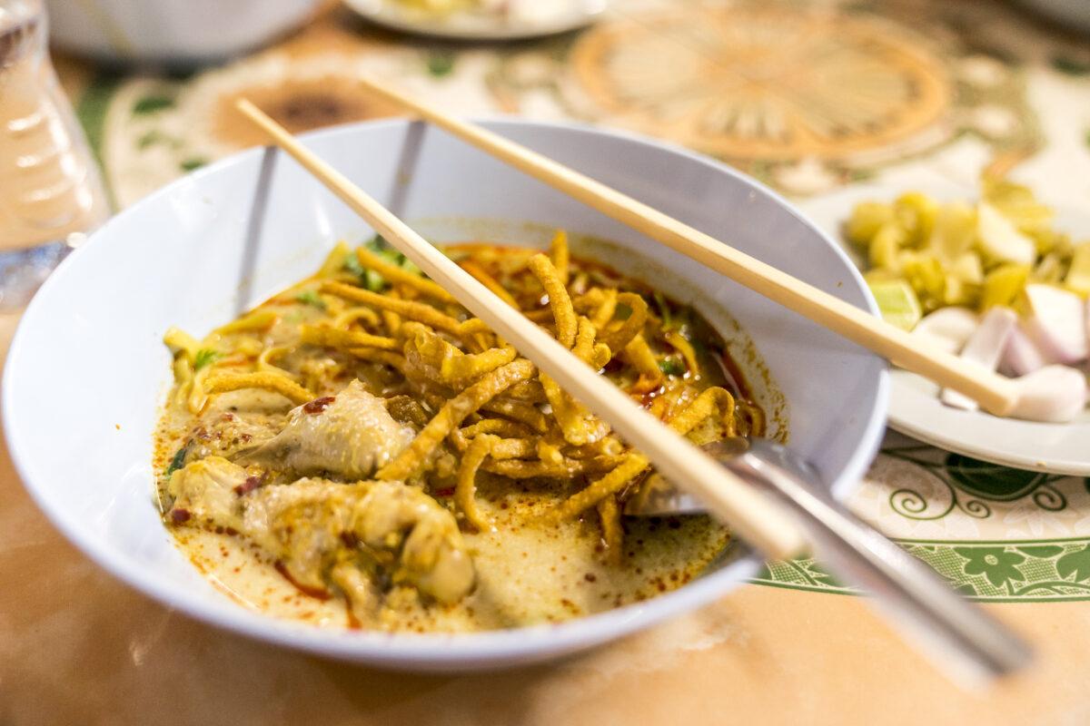 Khao Soi Suppe