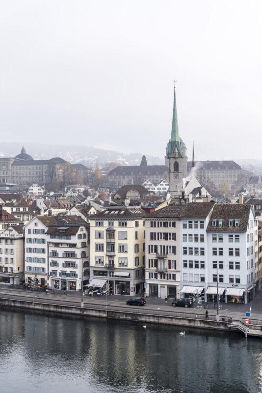 Krimitrail Zürich Lindenhof