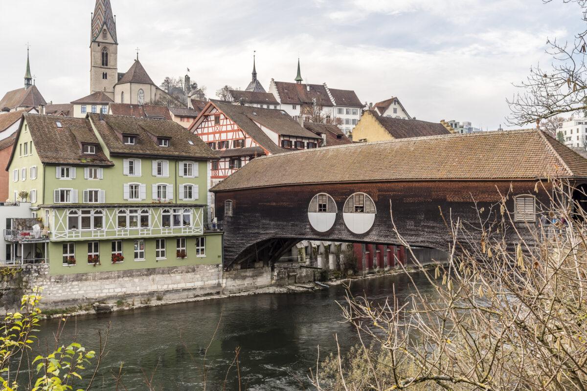Kulturweg Baden