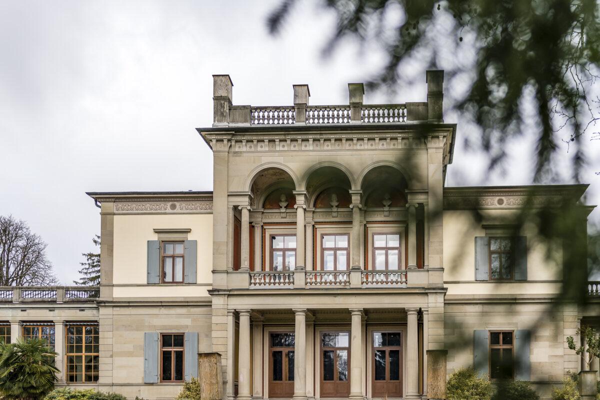 Museum Rietberg Architektur
