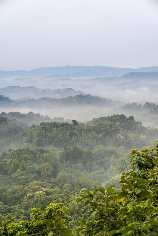 Nordthailand Landschaft