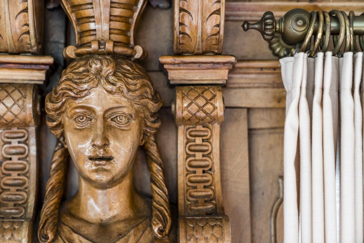Dampfschiff Uri Detail