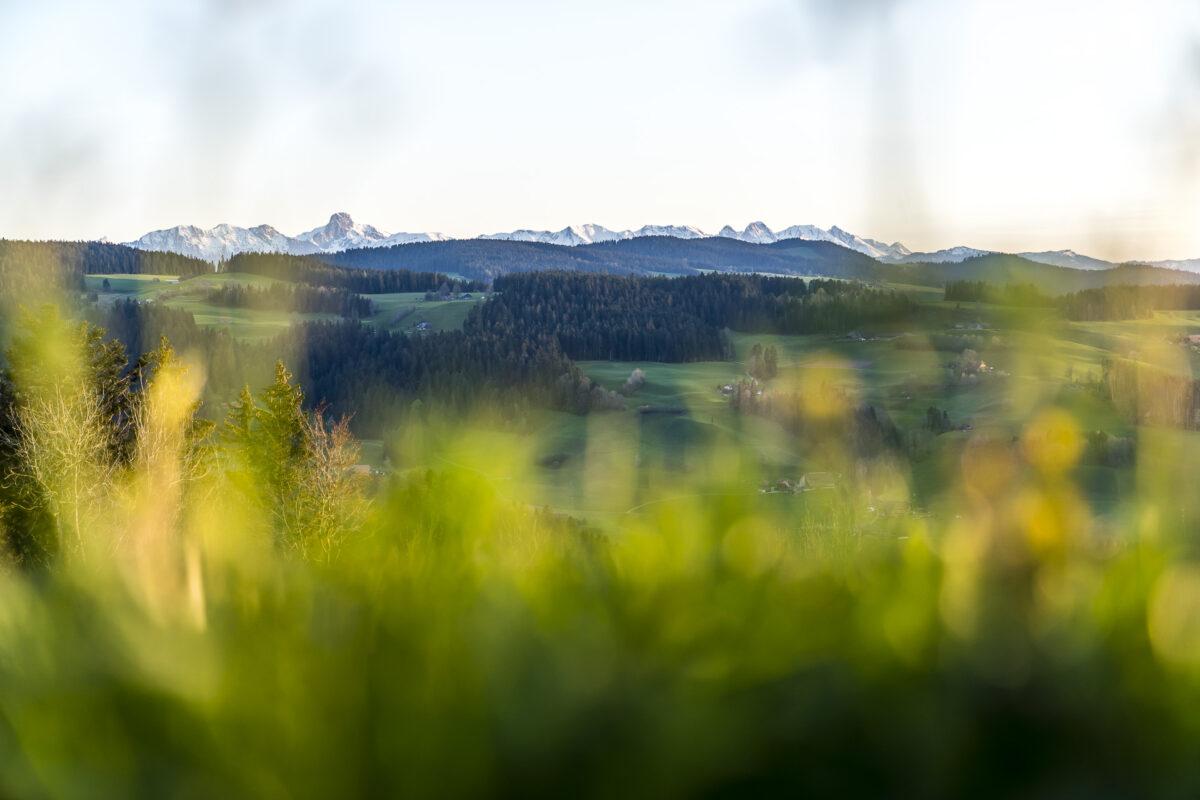 Panorama Brügglen Emmental