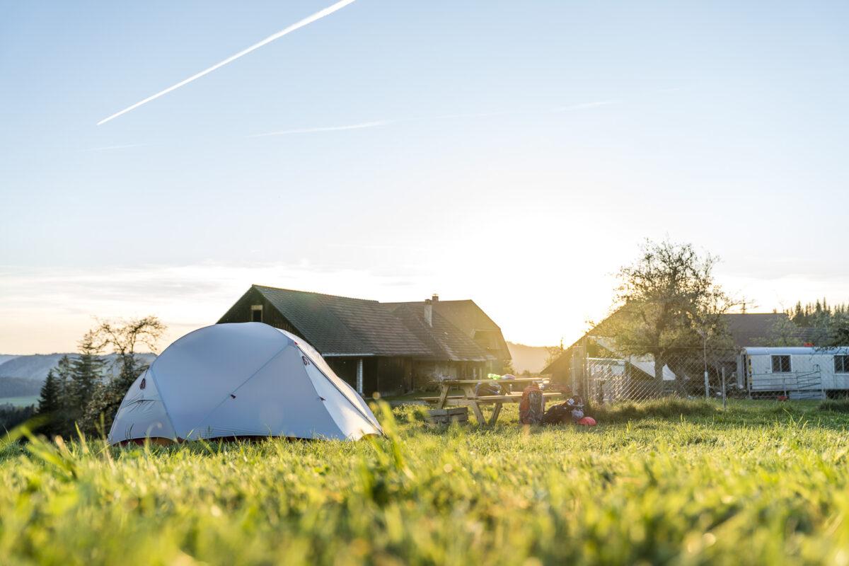 Nomady Camp Brügglen