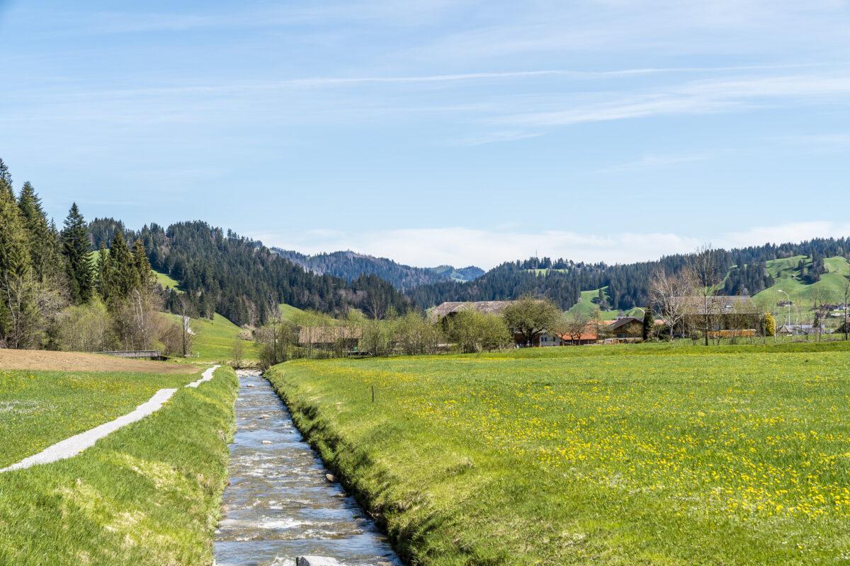 Marbach Talwanderung