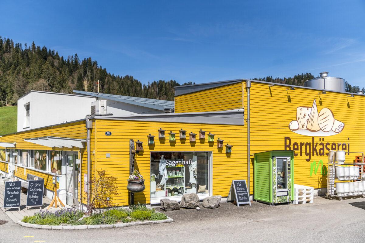 Bergkäserei Marbach