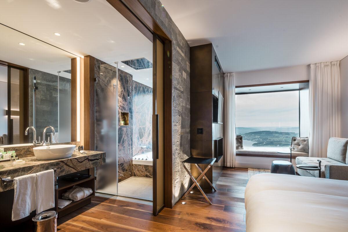 Bürgenstock Resort Hotelzimmer