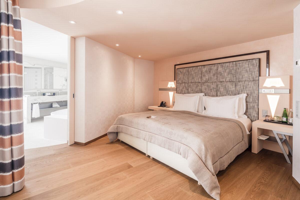 Eden Roc Ascona Comfort Suite