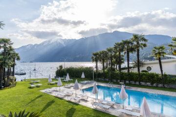 Hotel Eden Roc: Dolcefarniente am Lago Maggiore