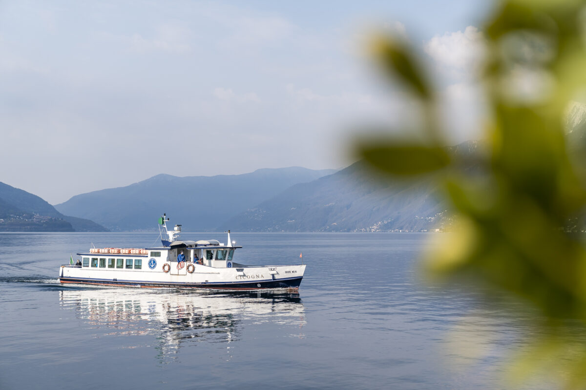 Lago Maggiore Schifffahrt