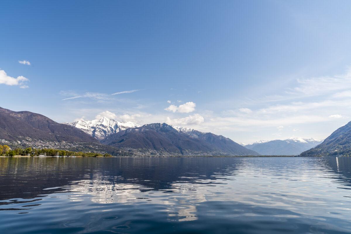 Lago Maggiore per Schiff