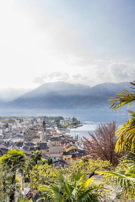 Panorama Ascona