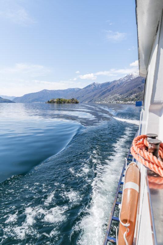 Schifffahrt Brissago-Inseln