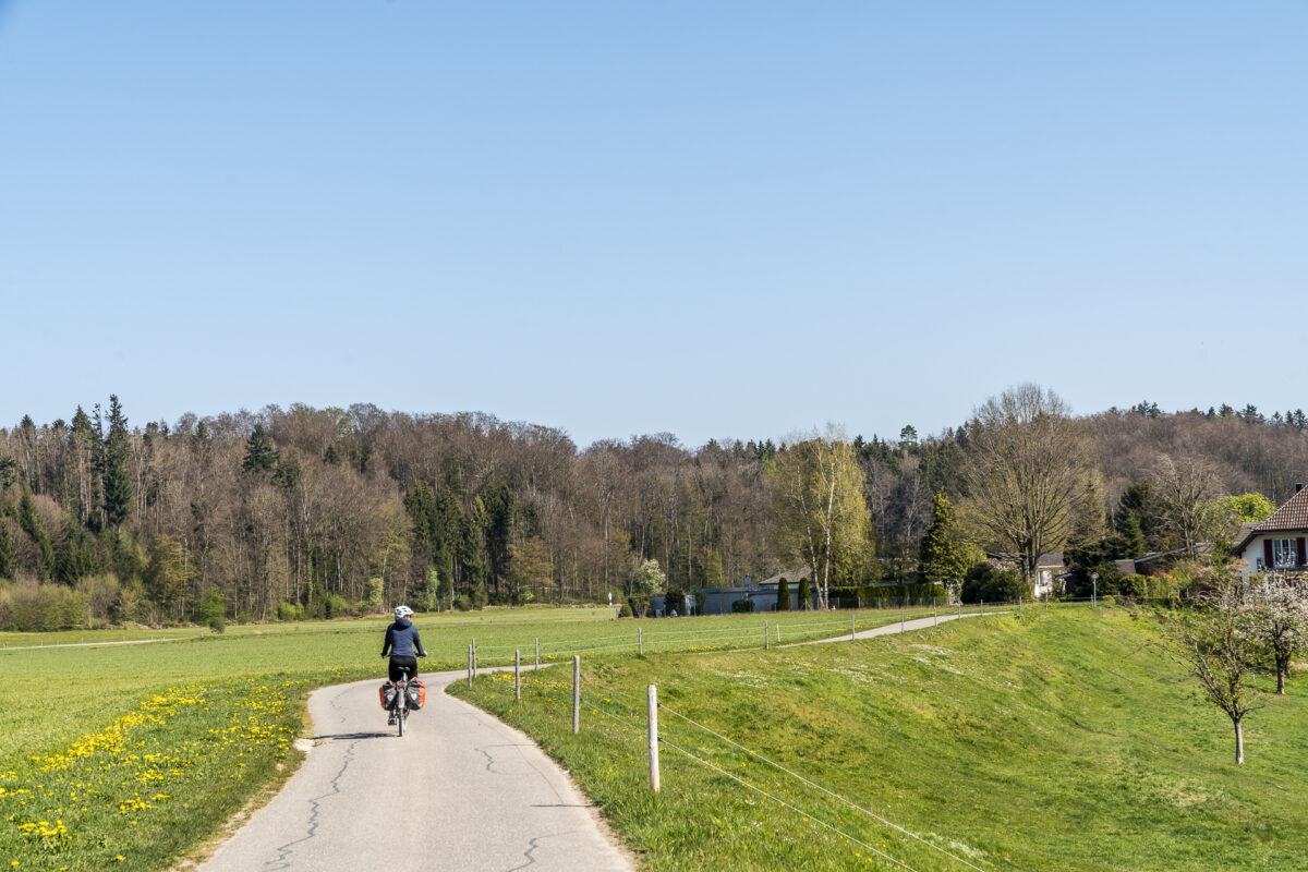 Veloweg nach Herzogenbuchsee