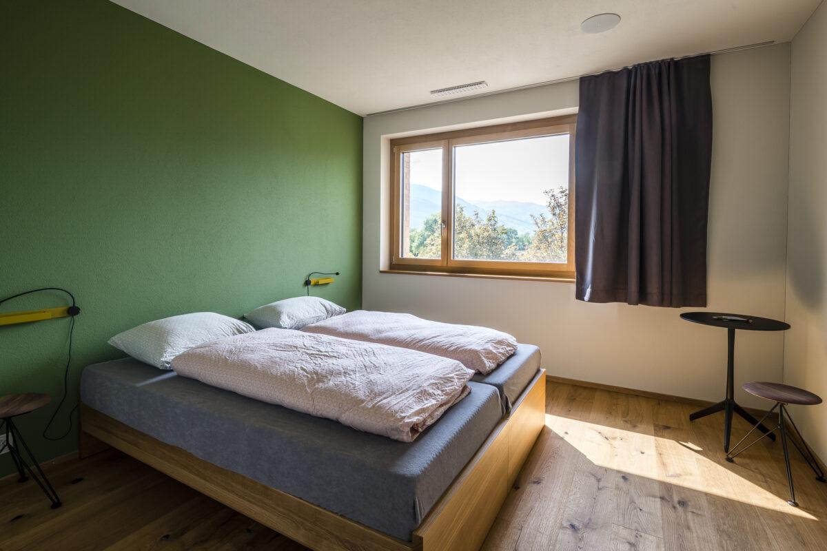 Doppelzimmer Jugendherberge Schaan