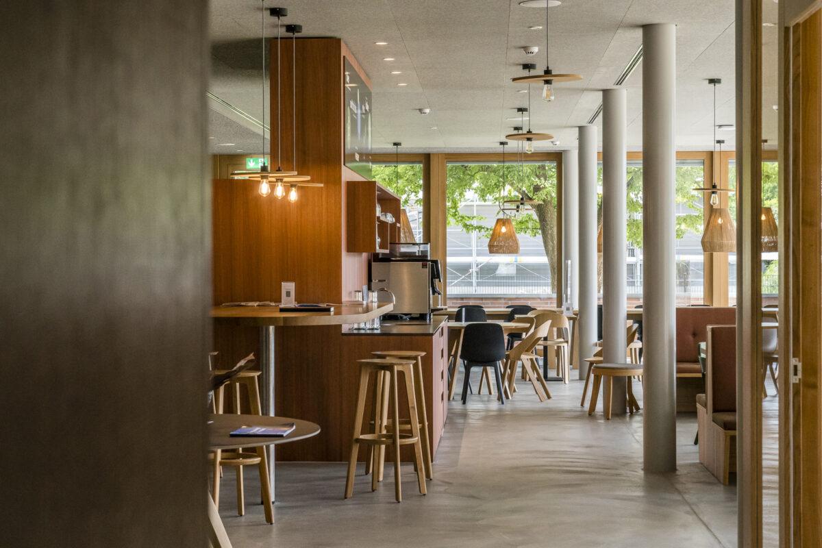 Jugendherberge Schaan Restaurant