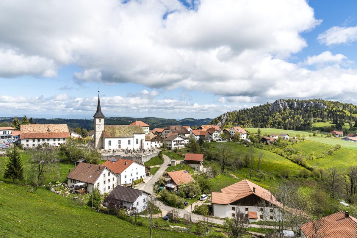 Saint Brais Jura