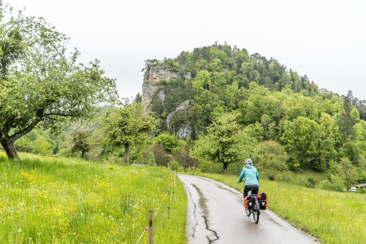 Velotour Balsthal - Delèmont