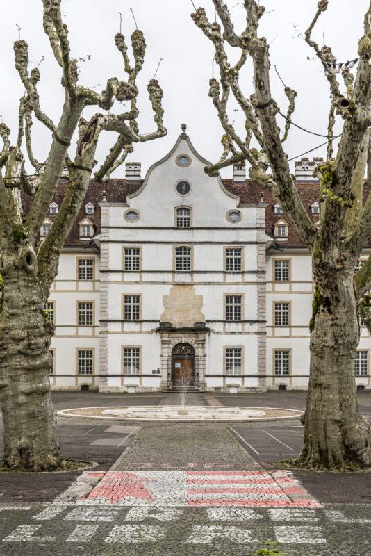 Schloss Delémont