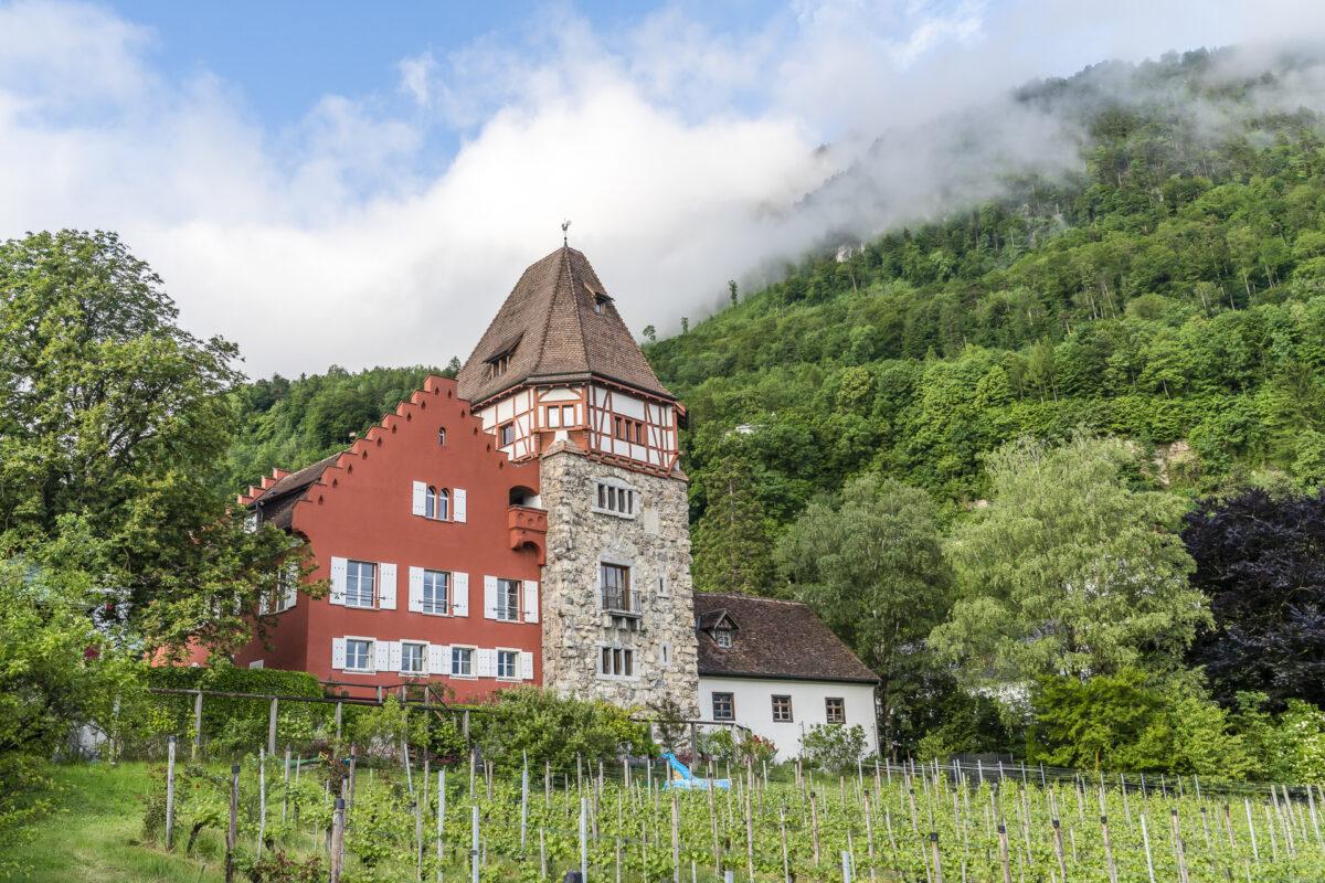 Rotes Haus Vaduz
