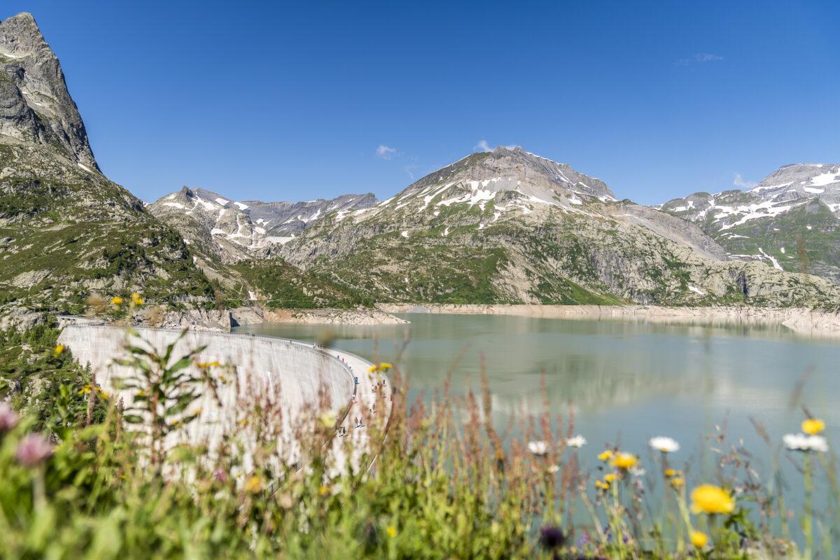 Lac d'Emosson Finhaut