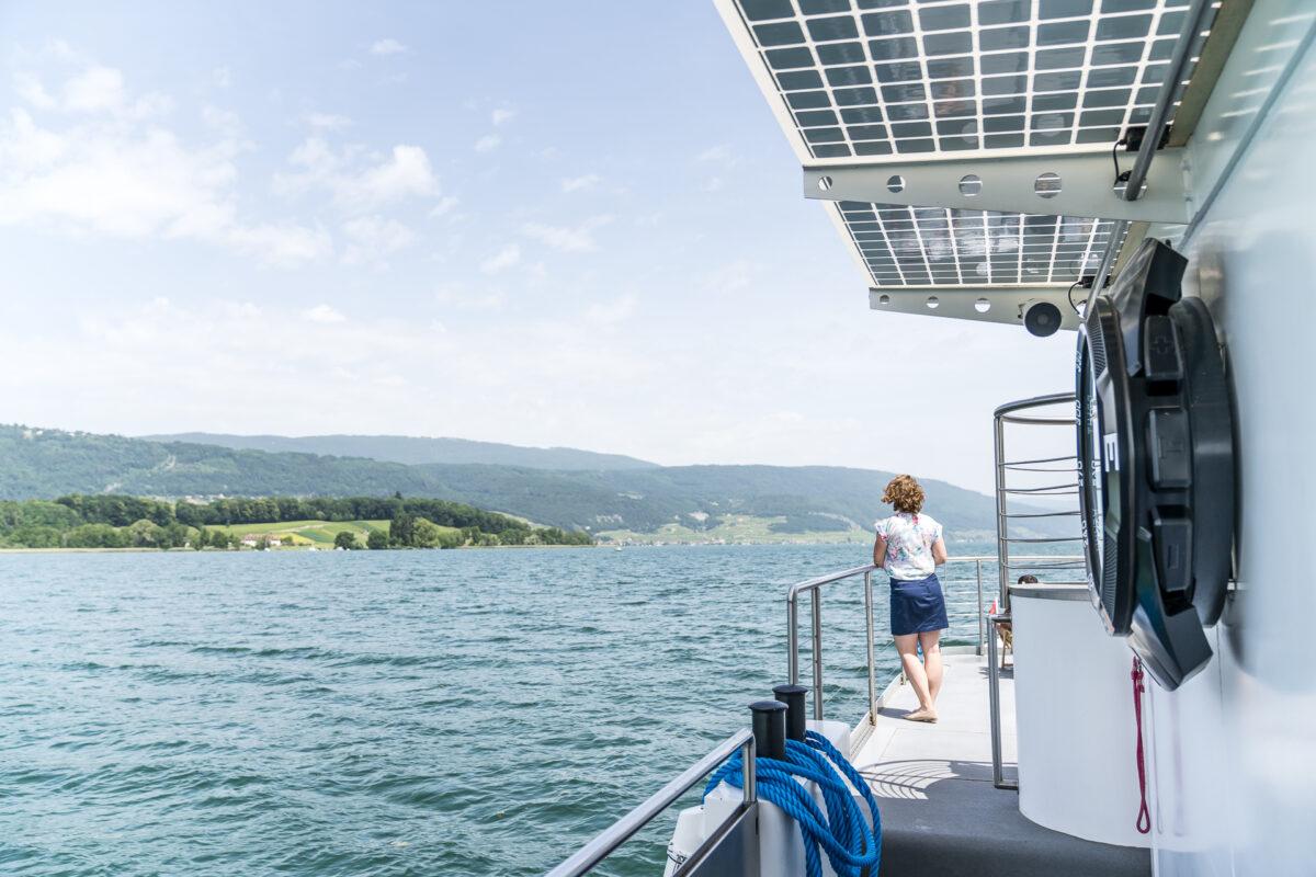 Bielersee Schifffahrt MobiCat