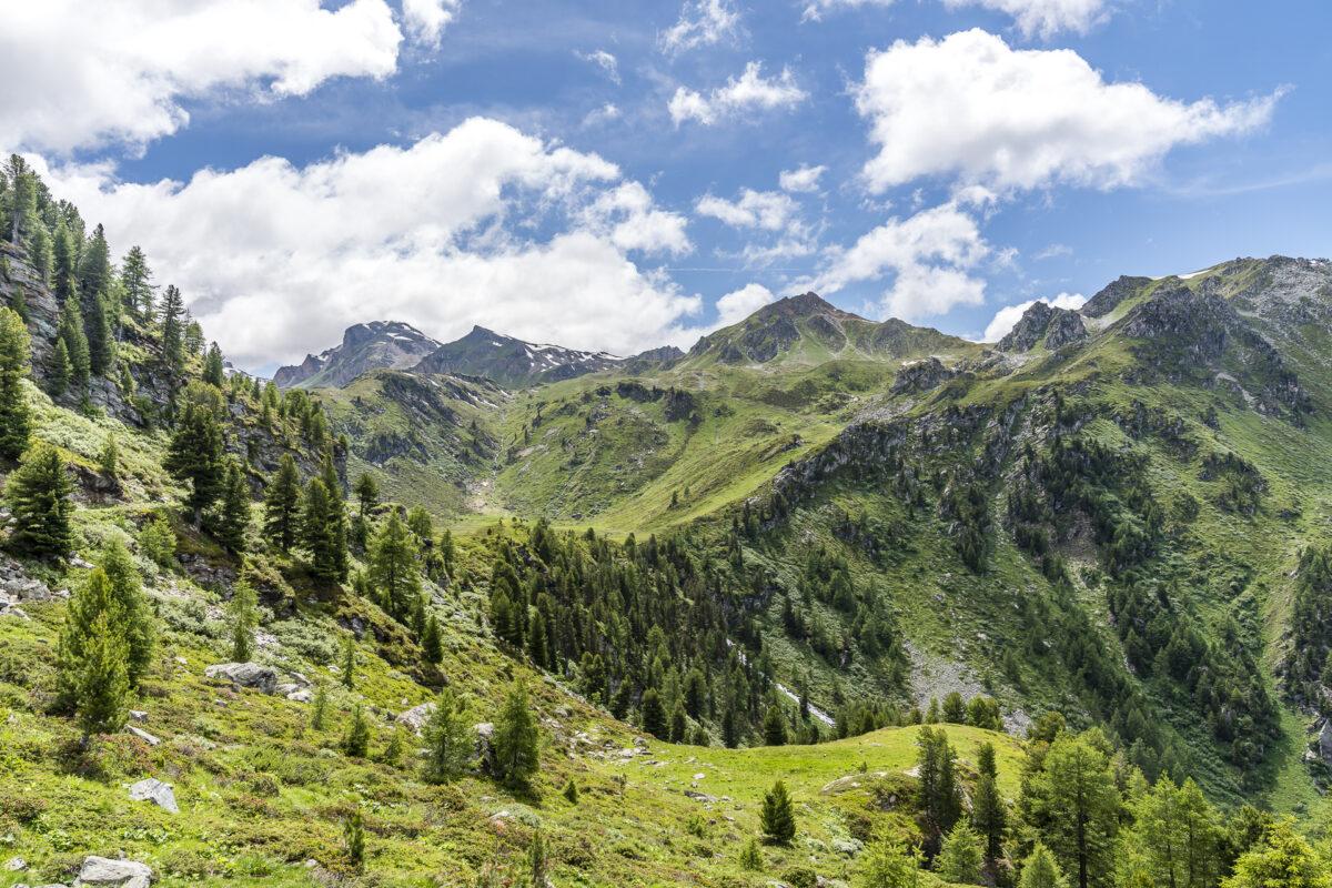 Val de Réchy Panorama
