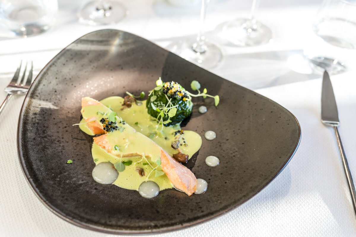 Châetau de Sainte Sabine Restaurant