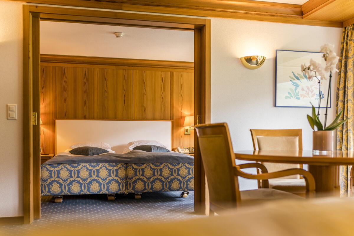 Arosa Kulm Hotel Suite