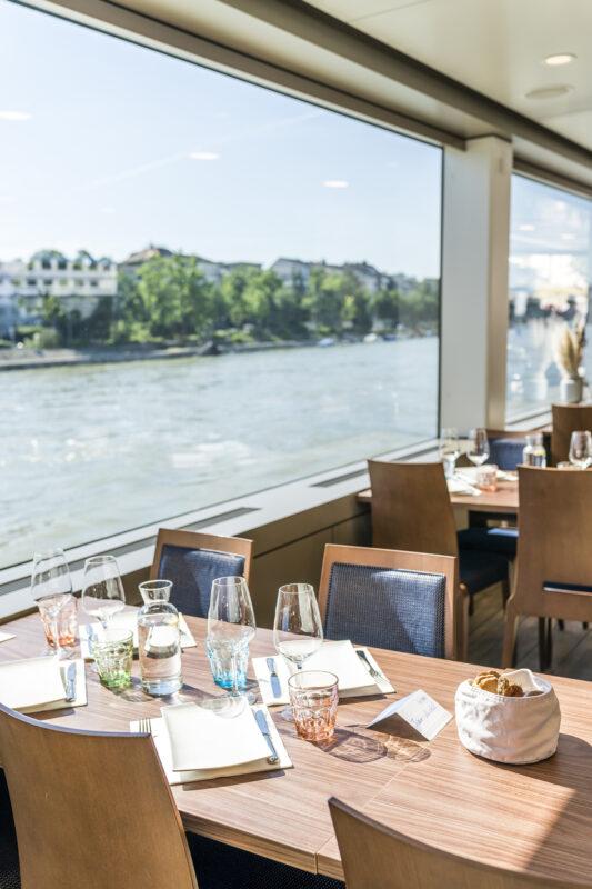 Basel Rhystärn Restaurant