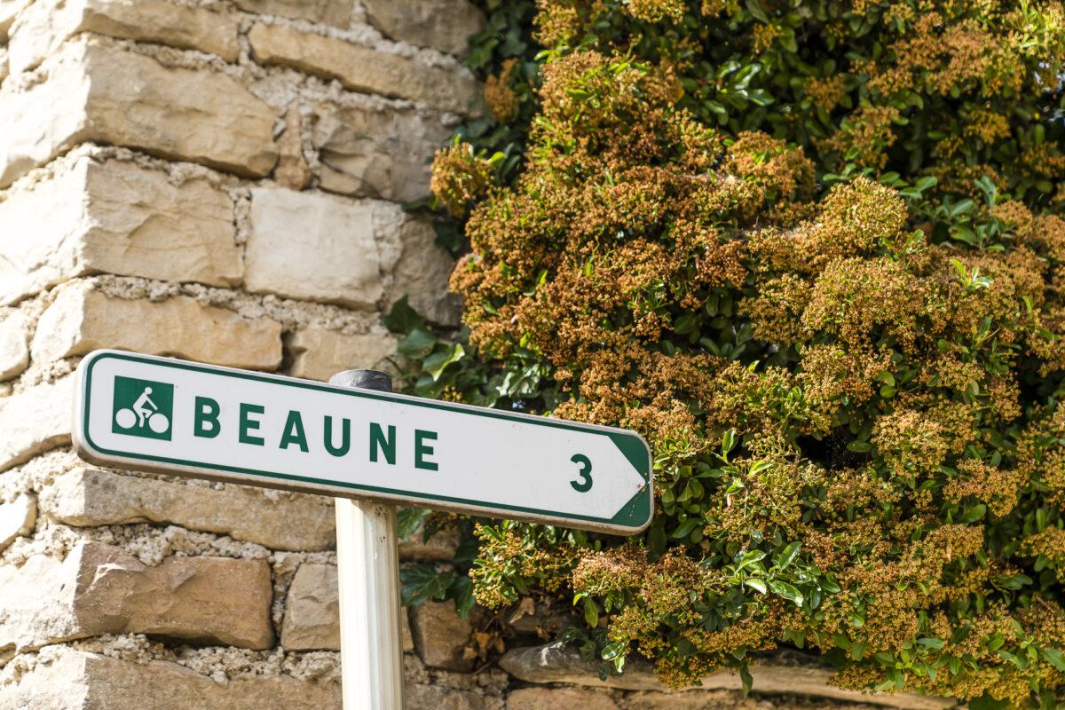 Velotour Beaune