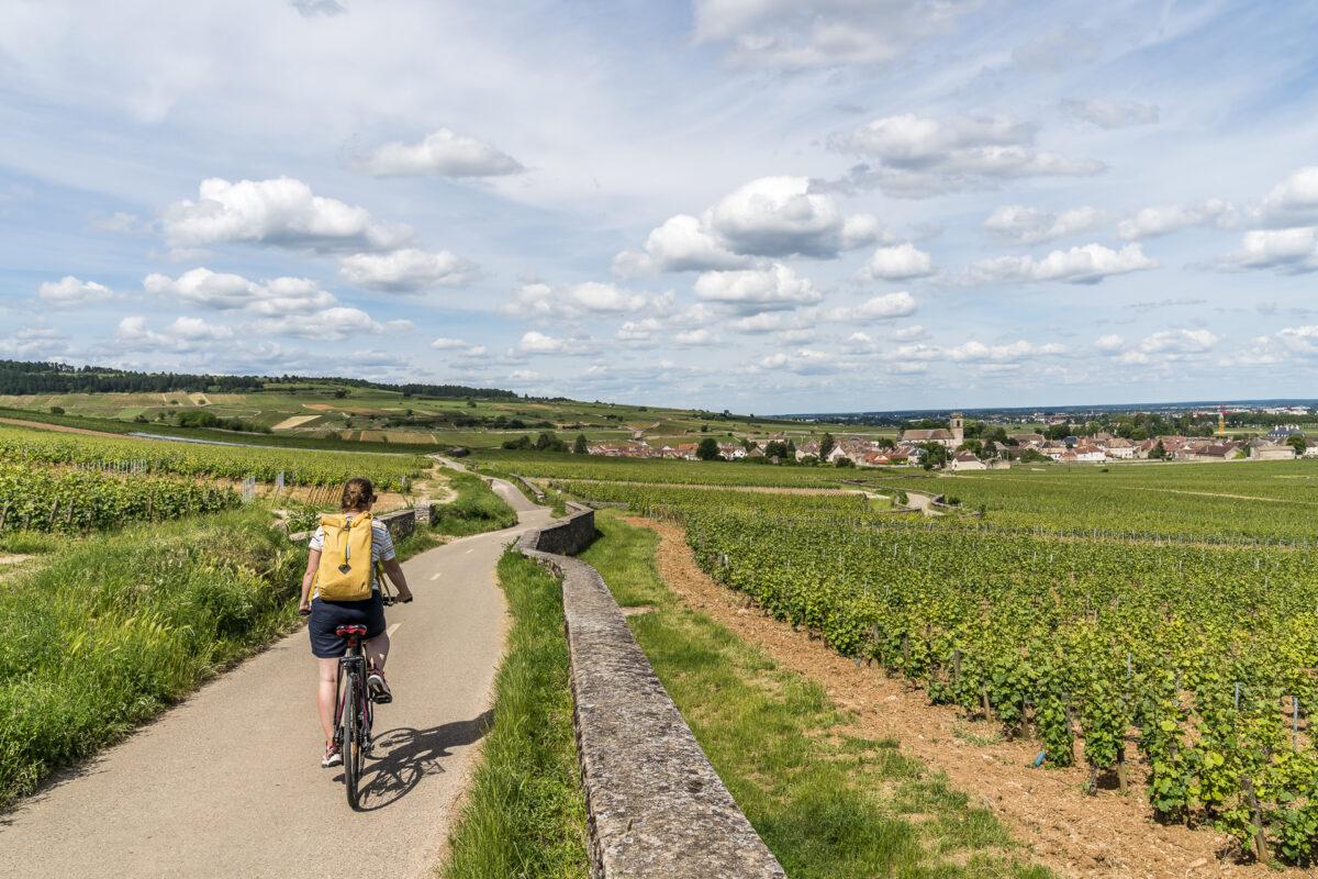 Velotour Burgund