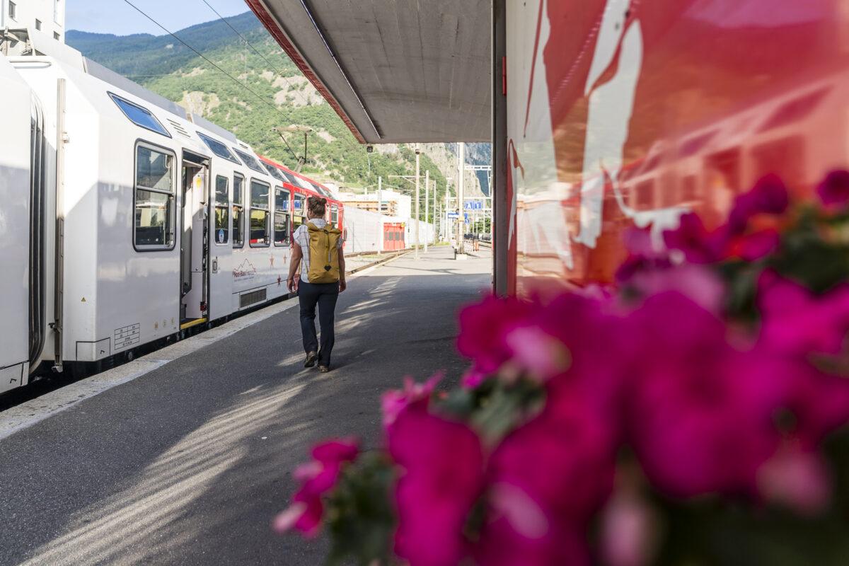 Mont Blanc Express Martigny