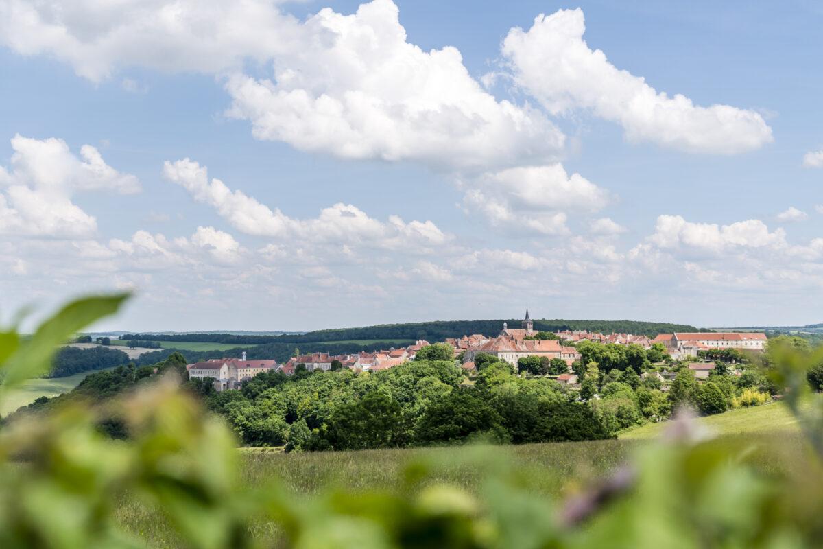 Flavigny-sur-Ozerain Burgund