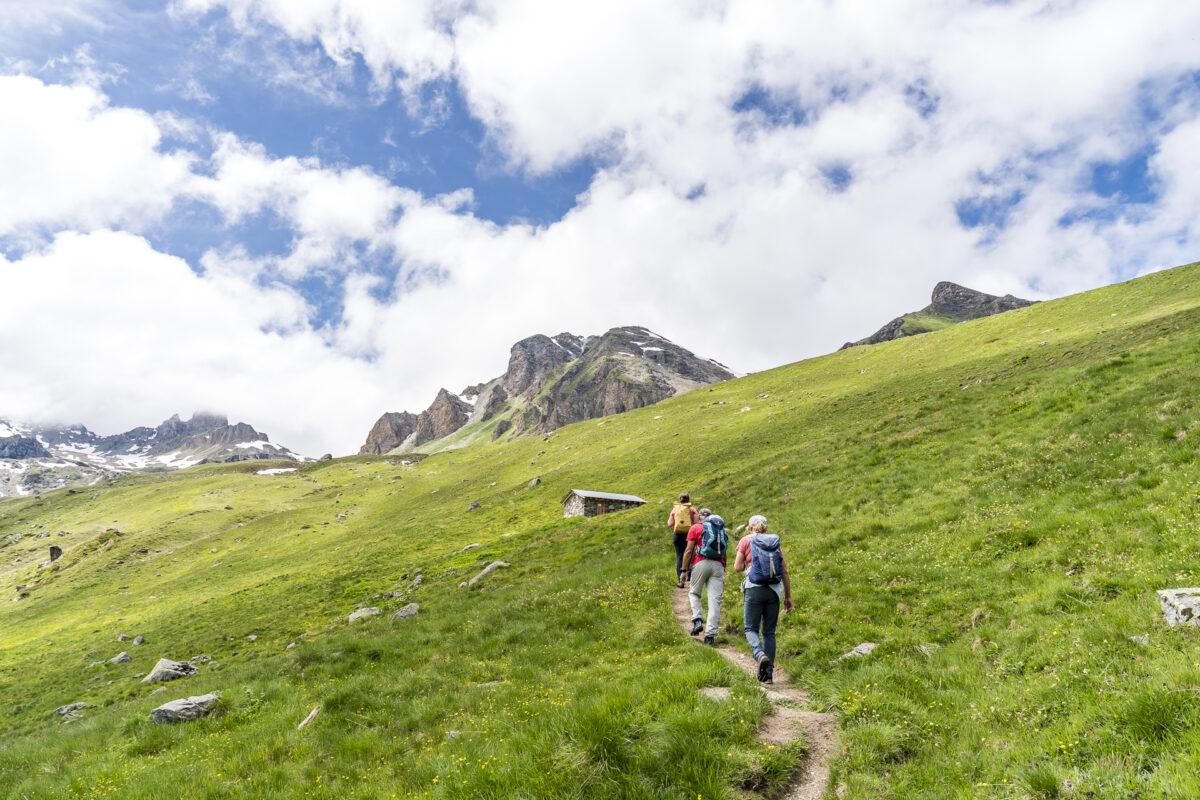 Wandern Vercorin