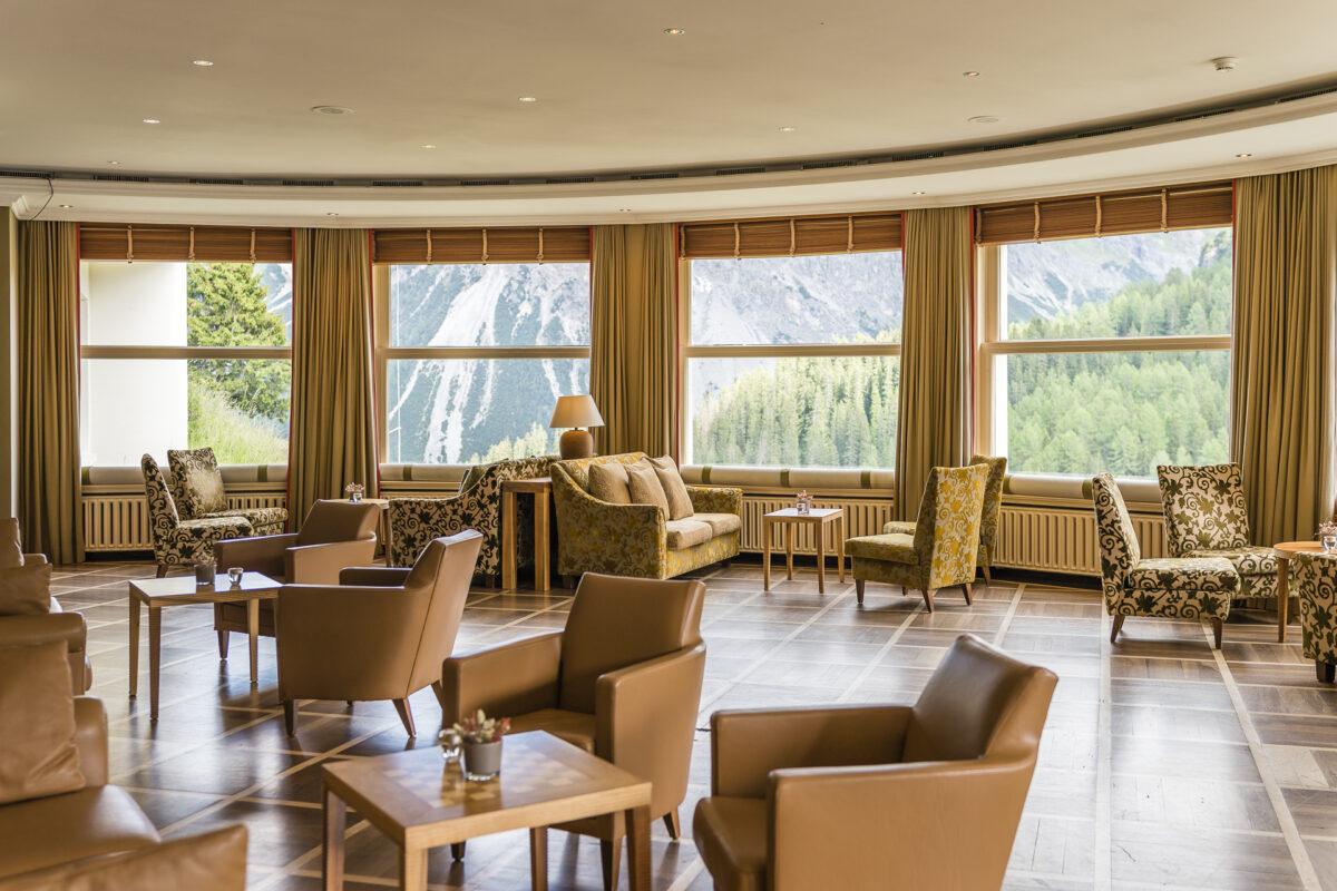 Arosa Kulm Hotel Panoramalounge