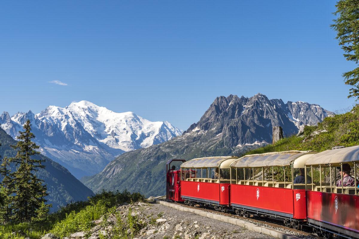 VerticAlp Train Panoramique