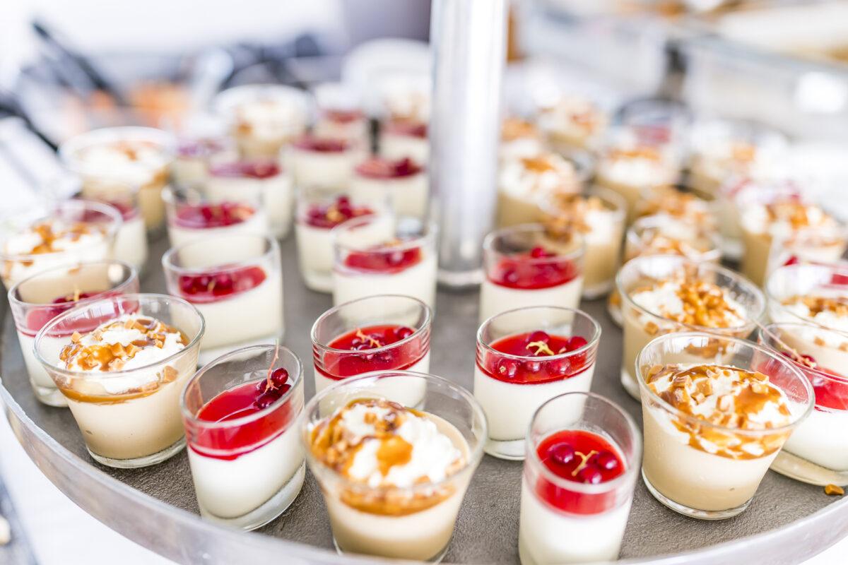 Dessertbuffet Zugersee