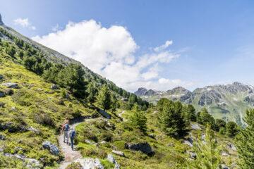Wandertipp: durchs Vallon de Réchy zum Lac du Louché