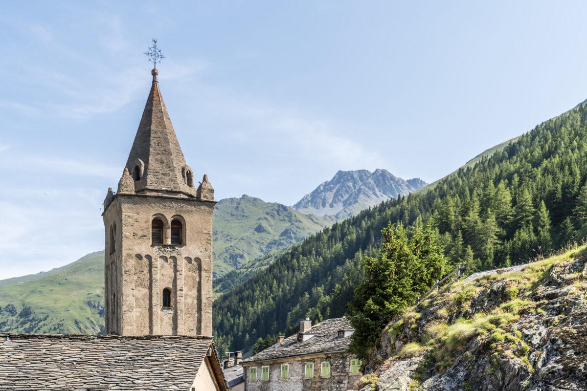 Bourg-St-Pierre Val d'Entremont