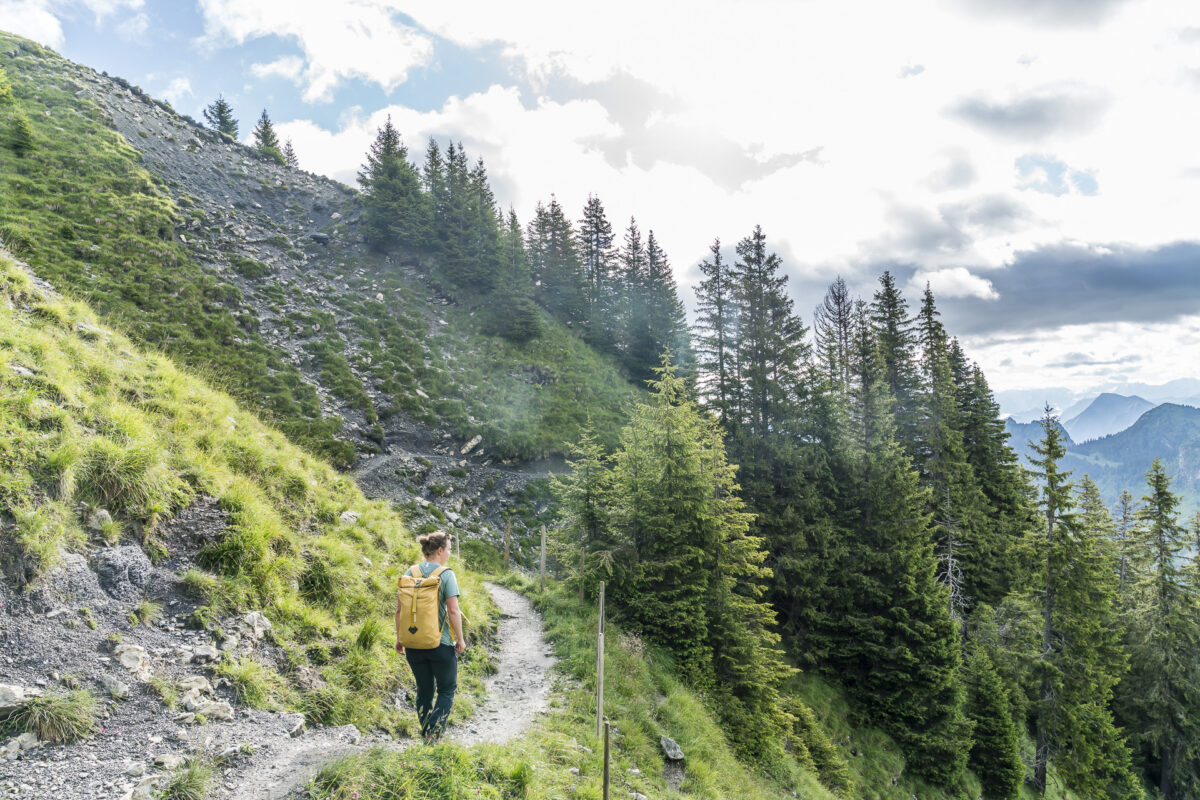 Wanderweg Gurnigel - Stockhorn