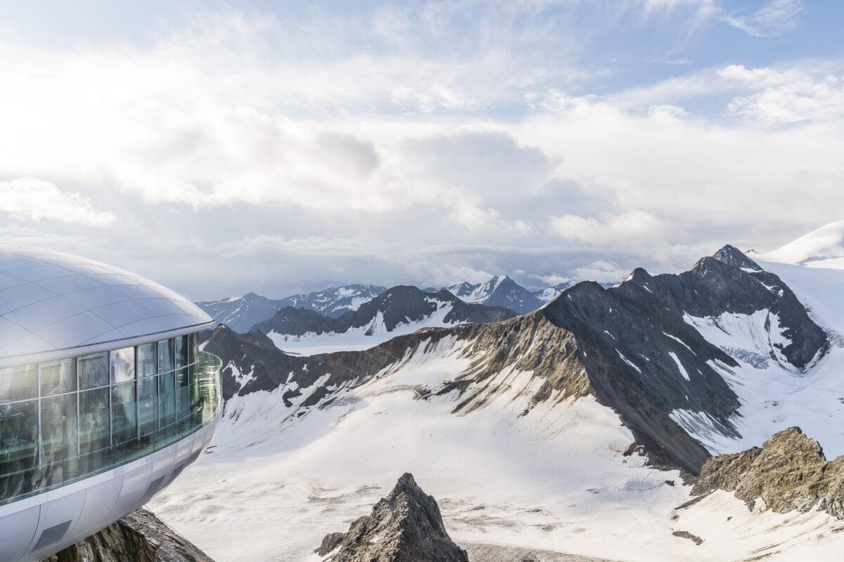 Cafe 3440 Pitztaler Gletscher