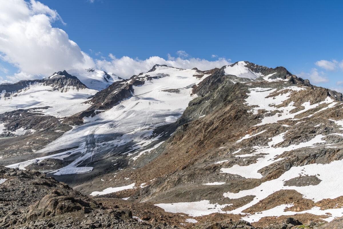 Gletschergebiet Pitztal
